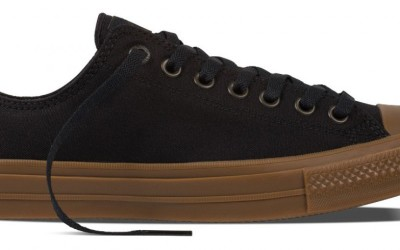 Converse Chuck Taylor II Low Top Black Black Gum Sale - Converse Men Shoes J18w7911 176_LRG